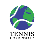Tennis 4 The World Logo